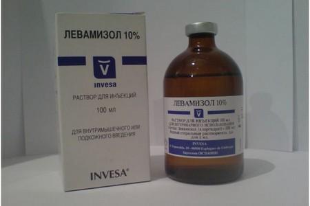 Упаковка и бутылка средства