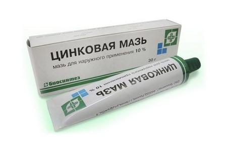 Тюбик и упаковка препарата