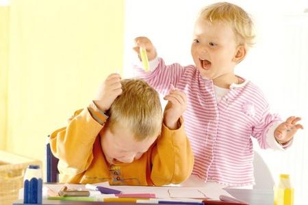 агрессивность у ребенка