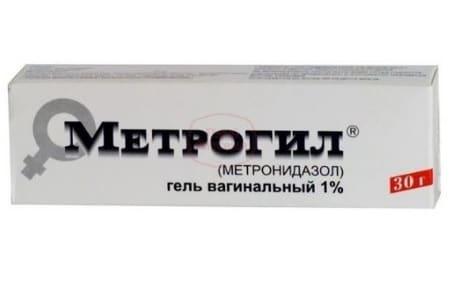 Метрогил гель описание и применение препарата