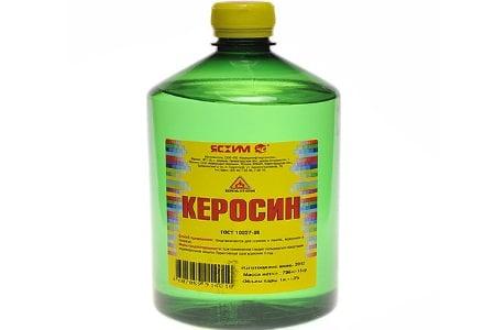 бутыль керосина