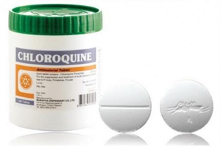 препарат хлорохин