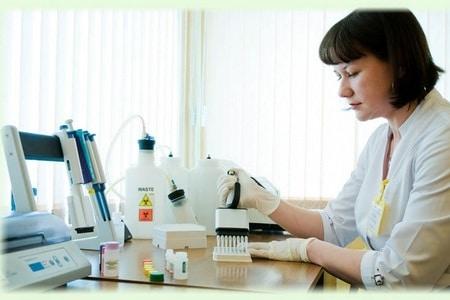 анализ на гельминты